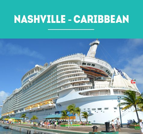 NASHVILLE to the CARIBBEAN