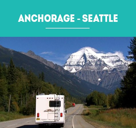 ALASKA HIGHWAY: ANCHORAGE – SEATTLE