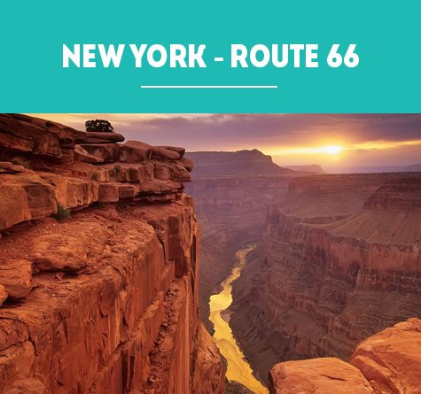 NEW YORK to ROUTE 66